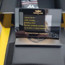Breitling Galactic 41 Acero Gris