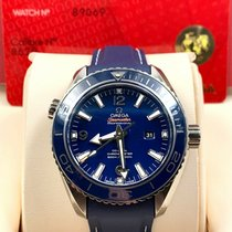 Omega Titanium Automatic 37mm pre-owned Seamaster Planet Ocean