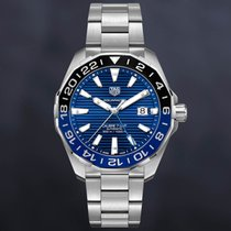 TAG Heuer Aquaracer 300M nuevo 2020 Automático Reloj con estuche y documentos originales WAY201T.BA0927