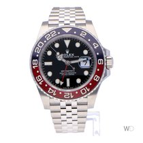 Rolex GMT-Master II 126710BLRO 2020 pre-owned