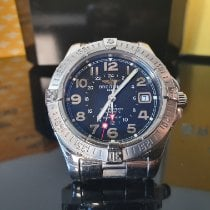 Breitling Colt GMT Steel 40mm Arabic numerals