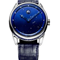 De Bethune Oro blanco 42mm Cuerda manual DB25LWS3V2 usados