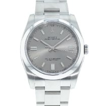 Rolex Oyster Perpetual 36 Steel 36mm Grey United States of America, Georgia, Atlanta