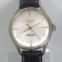 Longines Steel 36mm Manual winding 104 6 pre-owned India, MUMBAI