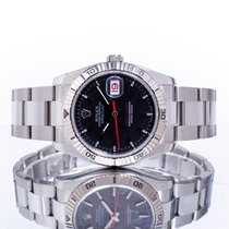 Rolex Datejust Turn-O-Graph Steel 36mm Black United Kingdom, Essex