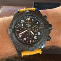Breitling Avenger Hurricane Carbon 50mm Black Arabic numerals United States of America, Mississippi, GULFPORT