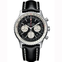Breitling Navitimer 1 B01 Chronograph 43 Steel 43mm Black United States of America, New York, New York