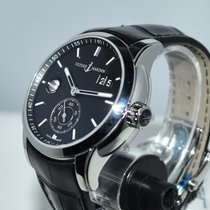 Ulysse Nardin Dual Time 3343-126/92 Nieuw Staal 42mm Automatisch Nederland, Vught