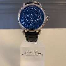 A. Lange & Söhne 252.029 White gold 2019 Richard Lange 39,9mm new