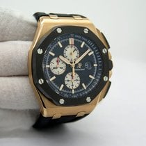 Audemars Piguet 26401RO.OO.A002CA.02 Rose gold 2016 Royal Oak Offshore Chronograph 44mm pre-owned United States of America, Florida, Orlando