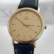 Omega De Ville Gold/Steel Gold United Kingdom, Sheffield