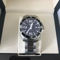 Longines HydroConquest L3.640.4.56.6 2019 pre-owned