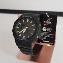 Casio G-Shock Carbone Noir Sans chiffres France, rennes