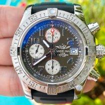 Breitling Avenger II Steel 43mm Grey Arabic numerals United States of America, Texas, Plano