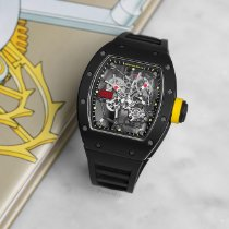 Richard Mille Ceramic 48mm Manual winding RM035 pre-owned