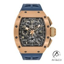 Richard Mille RM 011 RM011 Very good Rose gold 42mm Automatic