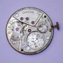 Omega Parts/Accessories Men's watch/Unisex pre-owned