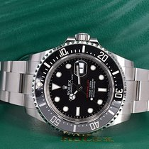 Rolex Sea-Dweller 126600 Ny Stål 43mm Automatisk