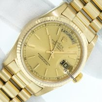 Rolex Day-Date 36 18038 1980 occasion