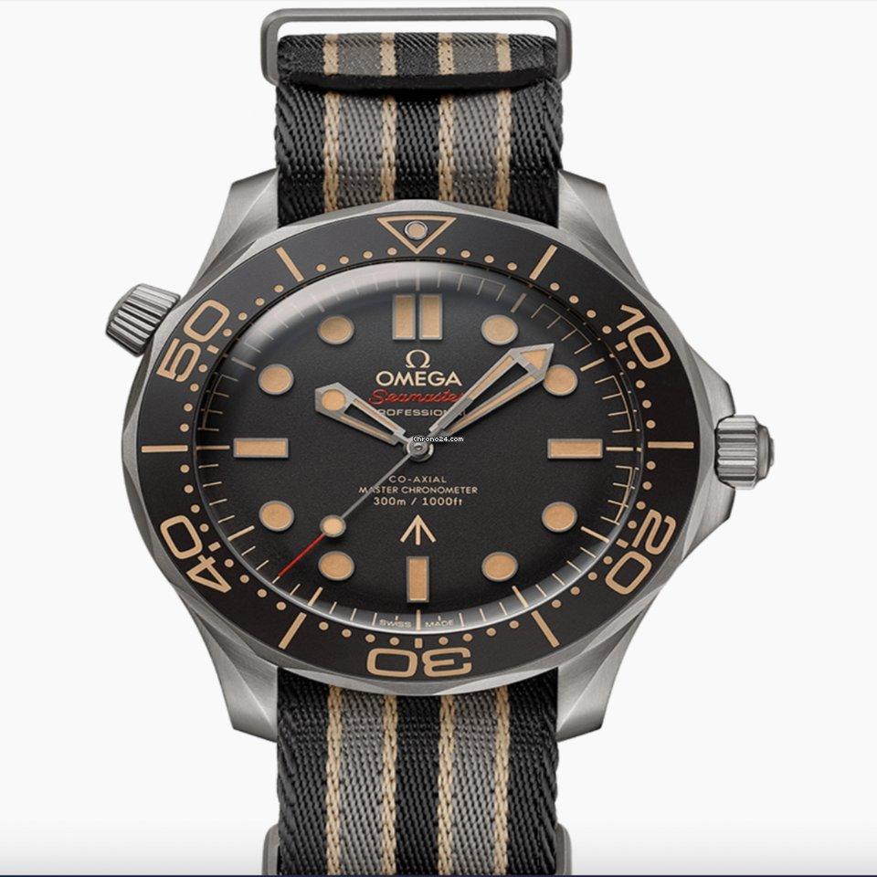 Omega Seamaster Diver 300 M 210.92.42.20.01.001 2021 новые