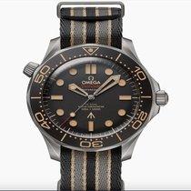 Omega Seamaster Diver 300 M 210.92.42.20.01.001 Nou Titan 42mm Atomat