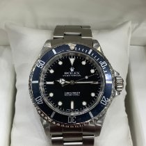 Rolex Submariner (No Date) Steel 40mm Black United States of America, New York, New York