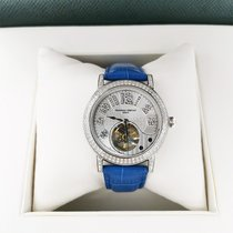 Frederique Constant Manufacture Heart Beat Steel 38mm Silver