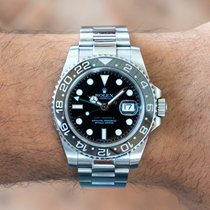 Rolex GMT-Master II 116710LN 2005 pre-owned