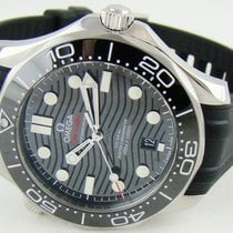 Omega Seamaster Diver 300 M Steel 42mm Black No numerals United States of America, Illinois, Buffalo Grove