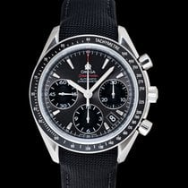 Omega Speedmaster Date Steel 40mm Black United States of America, California, Burlingame