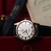 Omega Gold/Steel 34mm Automatic 14381-11 SC pre-owned Indonesia, Jakarta
