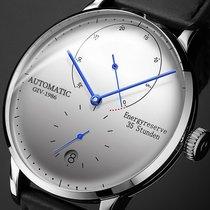 Guanqin Mechanical Automatic watch 19106 Новые Сталь 40mm Автоподзавод