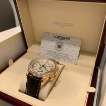 Longines Rose gold 44mm Automatic L2.717.8.78.3 new United States of America, Florida, Miramar