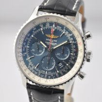 Breitling Navitimer 01 (46 MM) Steel 46mm Blue United States of America, Ohio, Mason