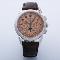 百达翡丽 Perpetual Calendar Chronograph 5270P 非常好 铂 41mm 手动上弦 中国, SHANGHAI