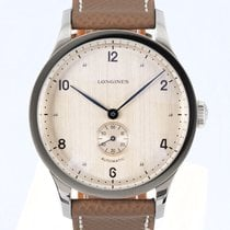 Longines Heritage Steel 40mm Silver