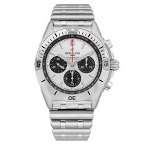 Breitling Chronomat AB0134101G1A1 New Steel 42mm Automatic