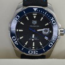 TAG Heuer Aquaracer 300M Steel 43mm Black No numerals United States of America, California, Stockton