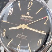 Atlantic Steel 37mm Manual winding 61660 pre-owned