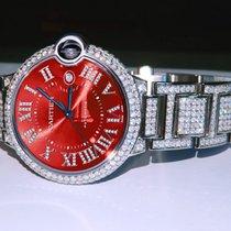 Cartier Ballon Bleu 42mm new Automatic Watch only W69012Z4