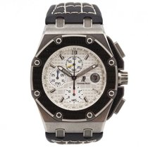 Audemars Piguet Royal Oak Offshore Chronograph Titane 44mm Blanc