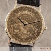 Corum Coin Watch 35mm Złoty