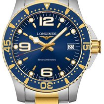 Longines HydroConquest Steel 34mm Blue United States of America, California, Moorpark