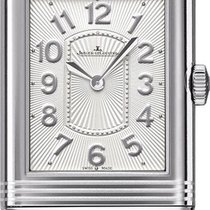 Jaeger-LeCoultre Grande Reverso Lady Ultra Thin Steel 40mm Silver Arabic numerals United States of America, California, Moorpark
