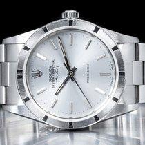 Rolex Air King Precision Steel 34mm Silver