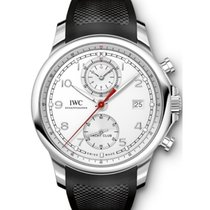 IWC Portuguese Yacht Club Chronograph IW390502 Very good Steel 43.5mm Automatic UAE, Dubai