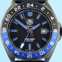 TAG Heuer Formula 1 Calibre 7 Steel 43mm Black