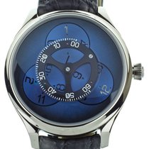 H.Moser & Cie. Endeavour White gold 42mm Blue United States of America, Illinois, BUFFALO GROVE