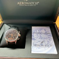 Aerowatch pre-owned Automatic 42mm Sapphire crystal 5 ATM