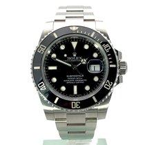 Rolex Submariner Date nuevo 2018 Automático Reloj con estuche y documentos originales 116610LN